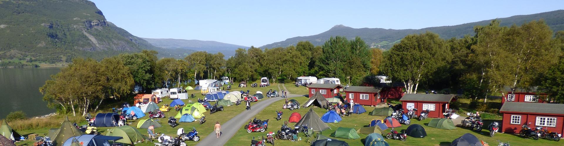 Bøflaten-campingplassen