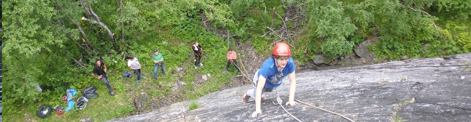 Bøflaten-klatring