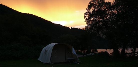 Bøflaten-telt