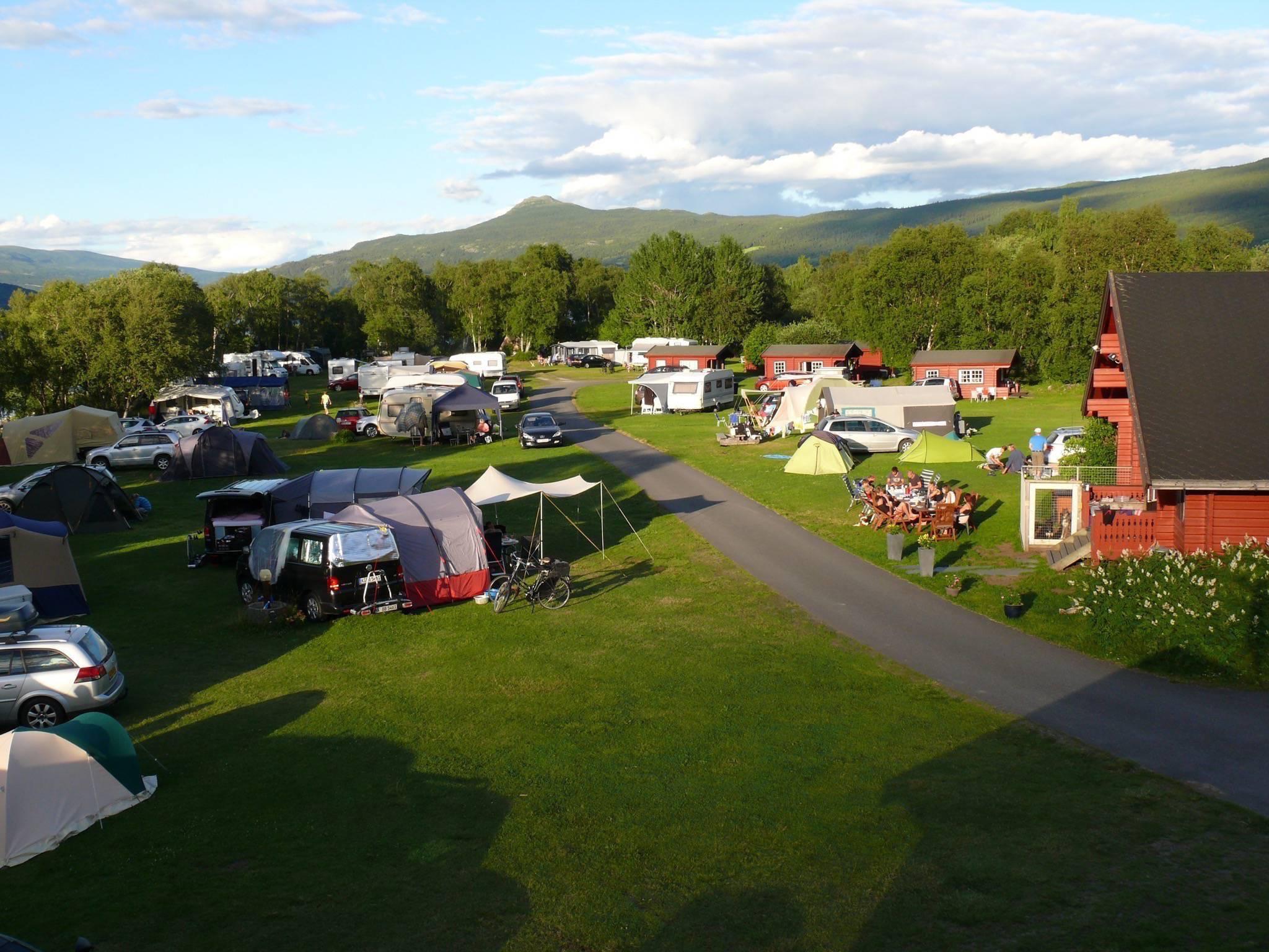 Bøflaten Camping, Valdres